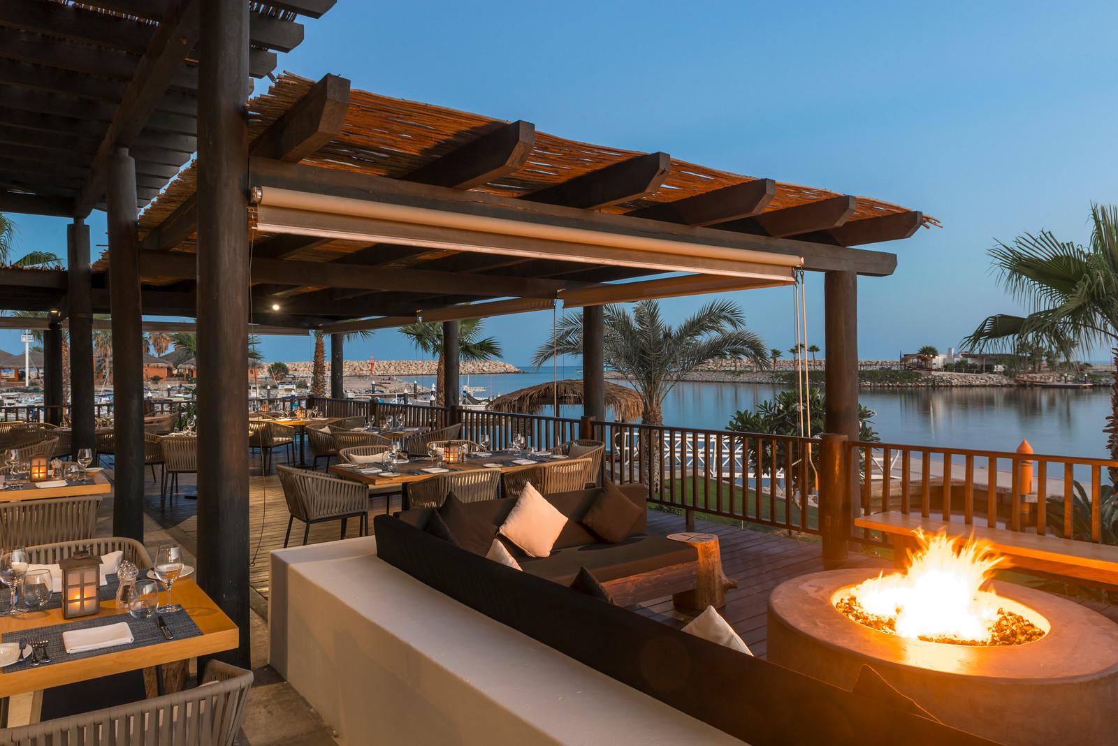 Enjoy a Lovely Dinner on the Terrace. Photo Courtesy of Hotel El Ganzo