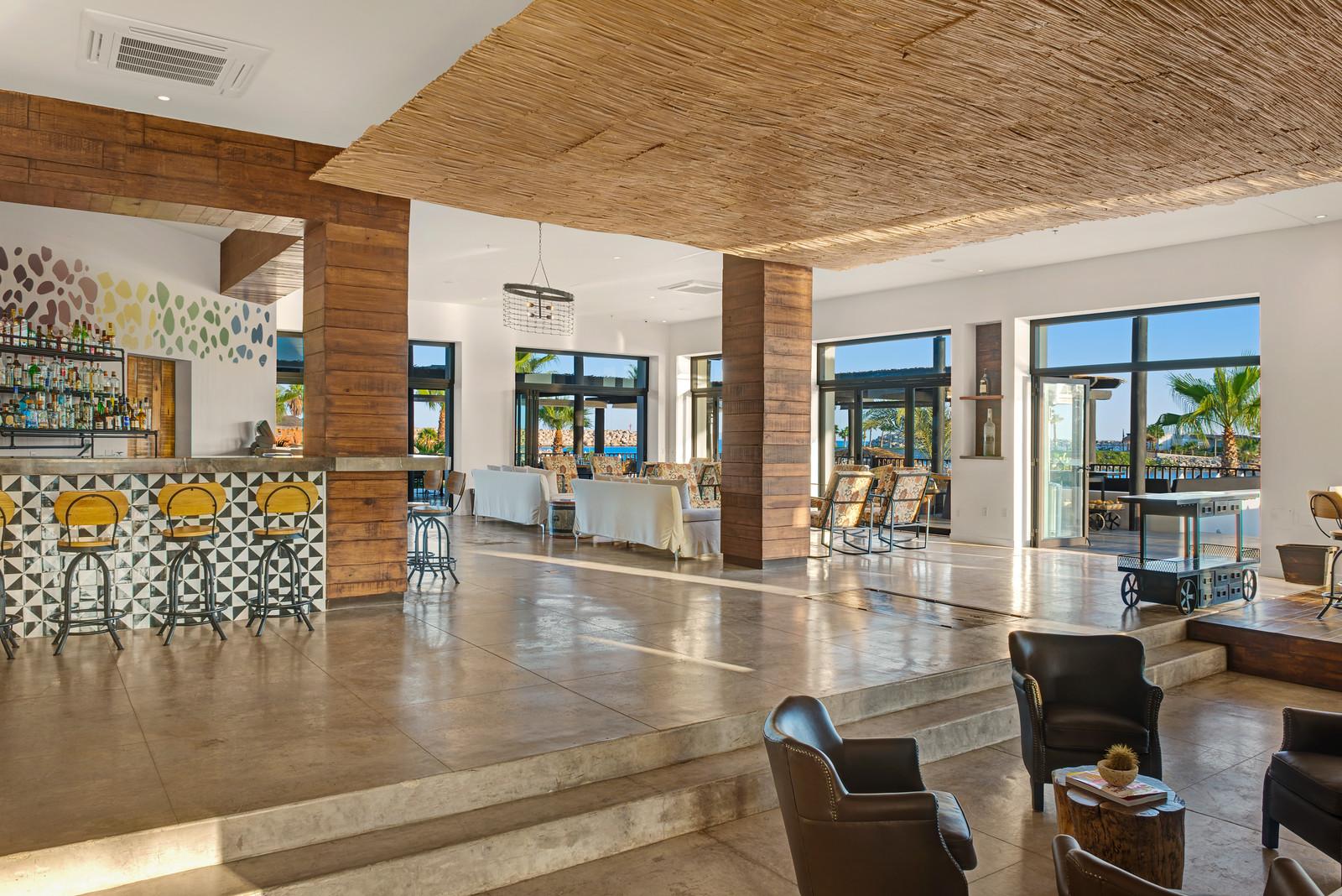 The Lobby Bar at Hotel El Ganzo. Photo Courtesy of Hotel El Ganzo