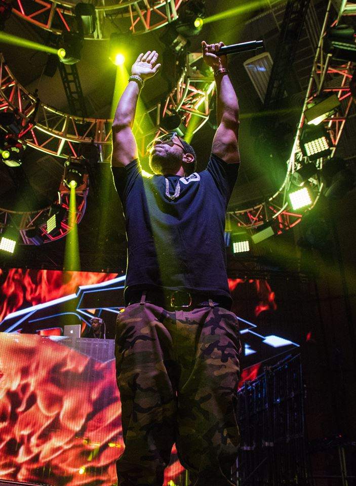 Musician Ludacris performs on the Encore Stage during the 2016 KAABOO Del Mar at the Del Mar Fairgrounds on September 17, 2016 in Del Mar, California. (Photo by Chris Tuite /WireImage for Kaaboo Del Mar via imageSPACE