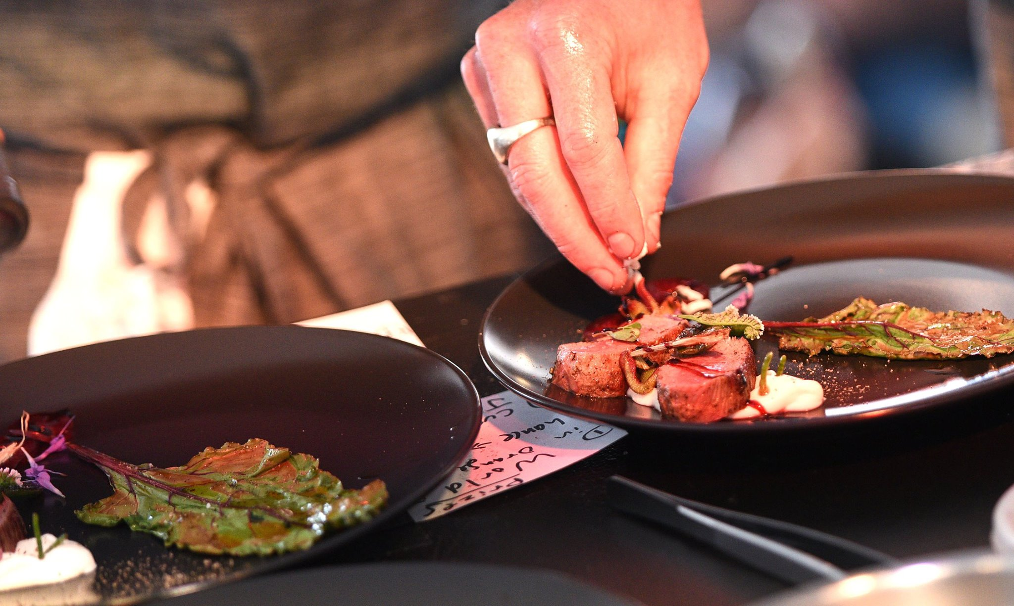 A general view of the Rock'N Chef Competition at the LOCALE stage during the 2016 KAABOO Del Mar on September 17, 2016 in Del Mar, California. (Photo by C Flanigan/WireImage for Kaaboo Del Mar via imageSPACE)