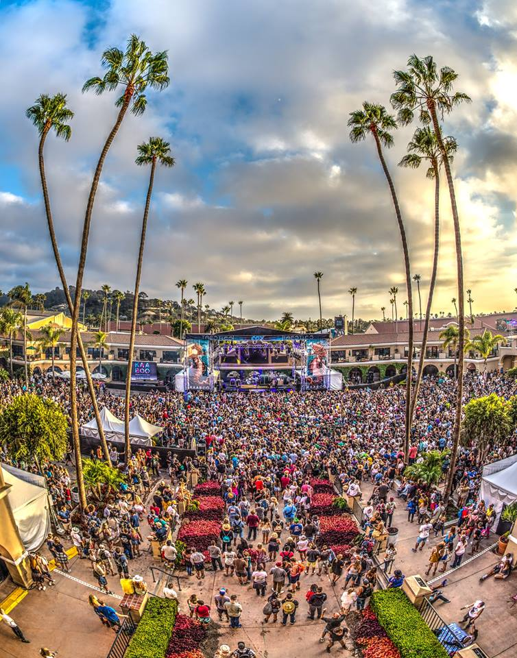 A general view of the atmosphere at Trestles during the 2016 KAABOO Del Mar at the Del Mar Fairgrounds on September 17 2016 in Del Mar, California. (Photo by Brian Spady/WireImage for Kaaboo Del Mar via imageSPACE)