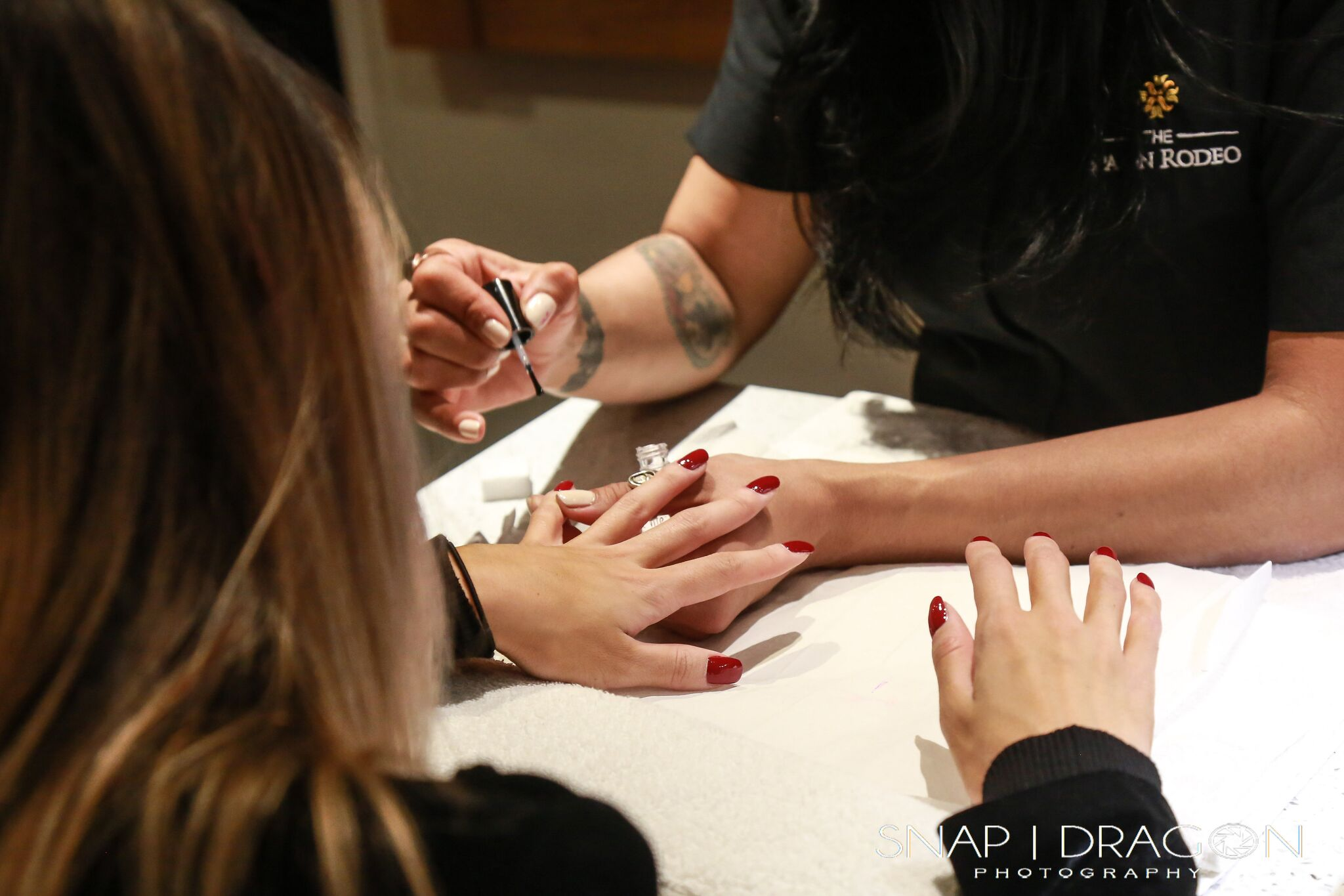 Not Your Average Manicure. Photo Credit: The Spa on Rodeo