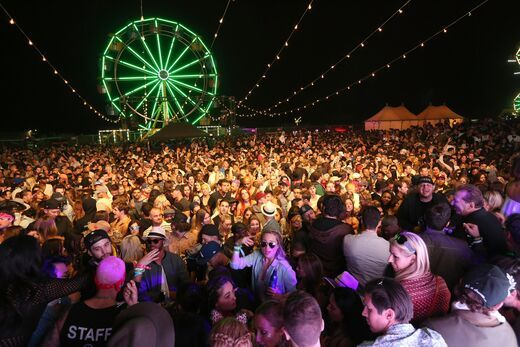 Where Will YOU Be During Coachella 2017? Photo Credit: Courtesy of Neon Carnival 2016