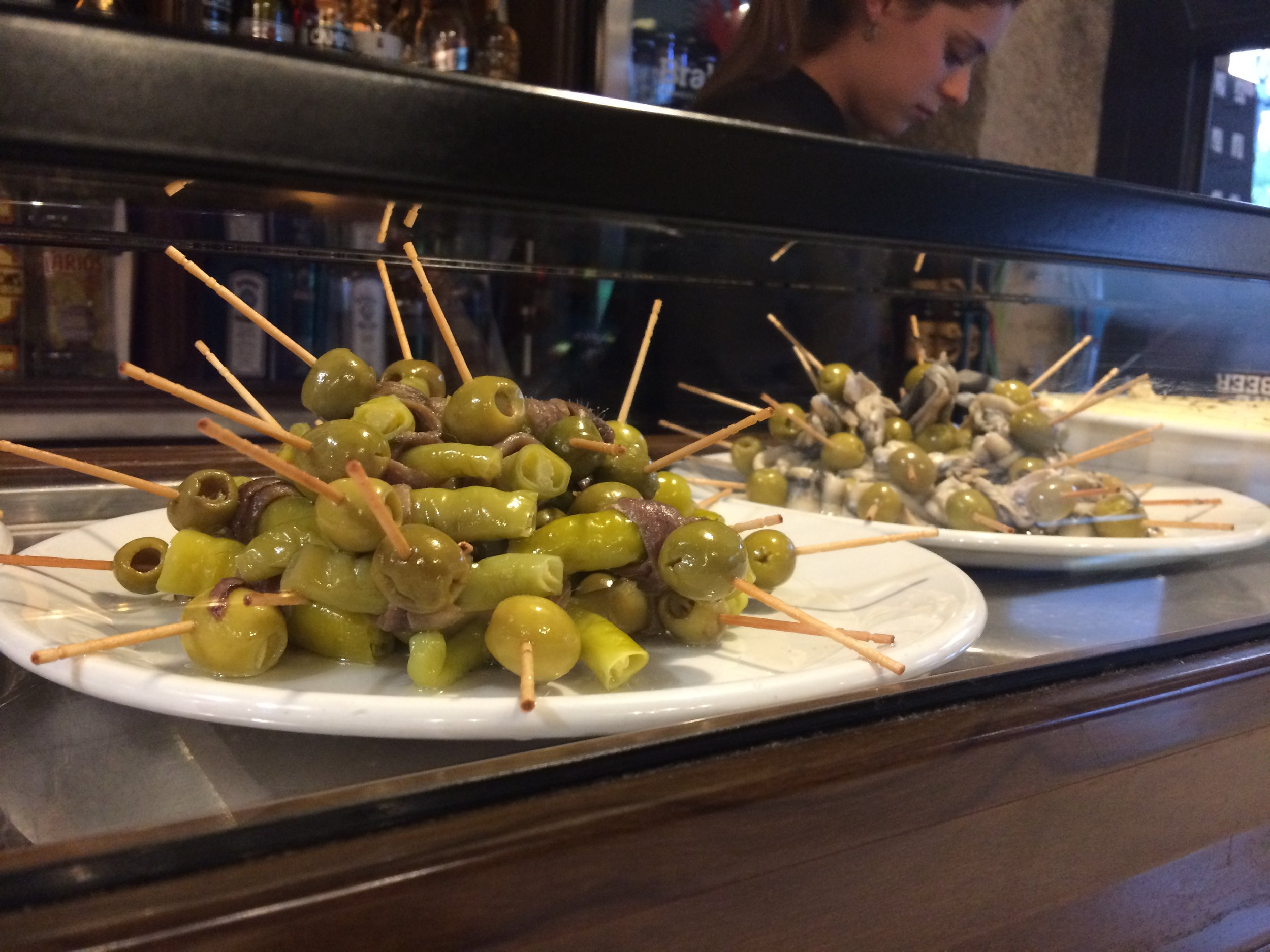 A Couple of Tapas From The Tour! Photo Credit: Courtesy of Extremadura Tourism