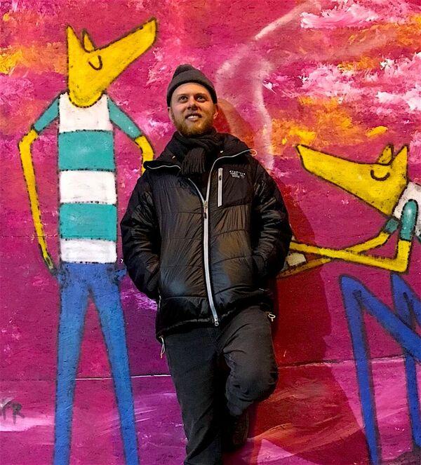Alex Siegel Releases His Debut Album, Röykkä . Courtesy Photo