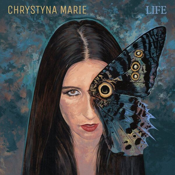 Released on July 24, 2017 Chrystyna Marie Released Her Latest CD on July 24, 2017