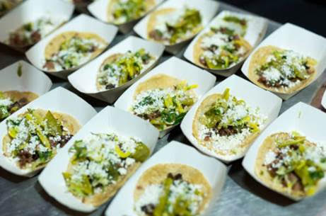 Tacos from Horse Thief BBQ. Photo Courtesy of Innovative PR.