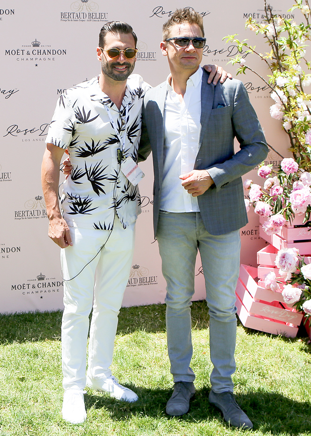 Michael Kovac/Getty Images for Moet & Chandon