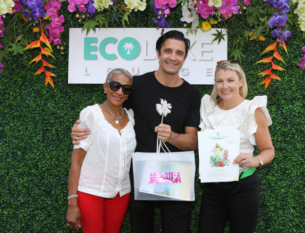 Photo Credit:  Tasia Wells / Getty Images for EcoLuxe Lounge