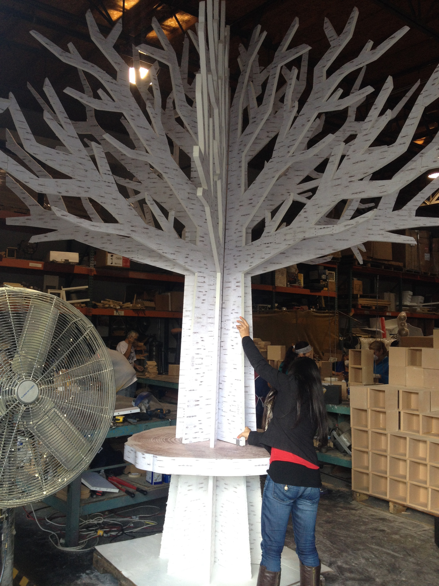 TREE/TABLE