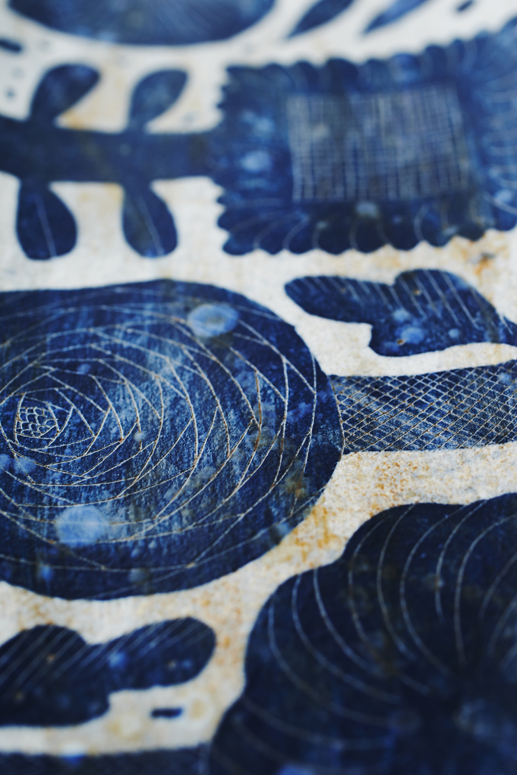 Makoto Kagoshima Ceramics Detail