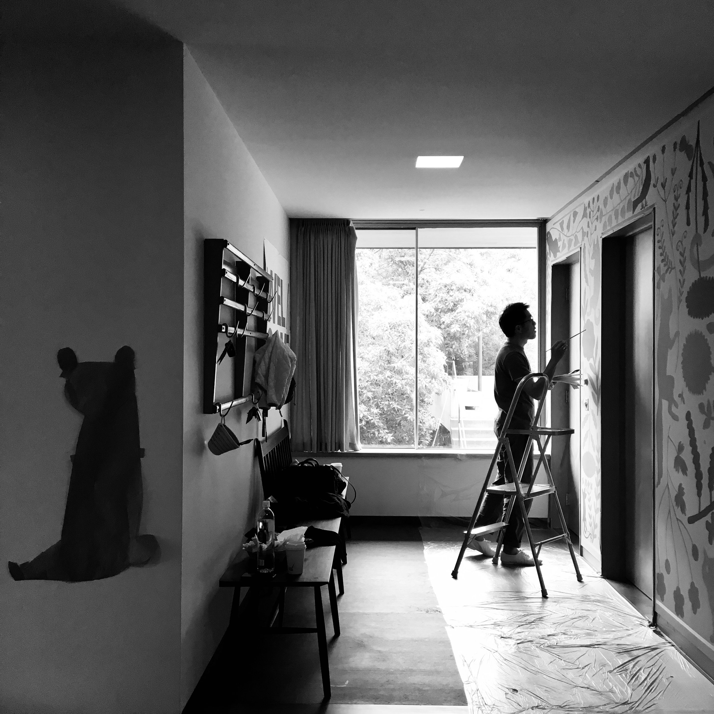 Private Residence, San Francisco, California. Photo by Ritsuko Yagi