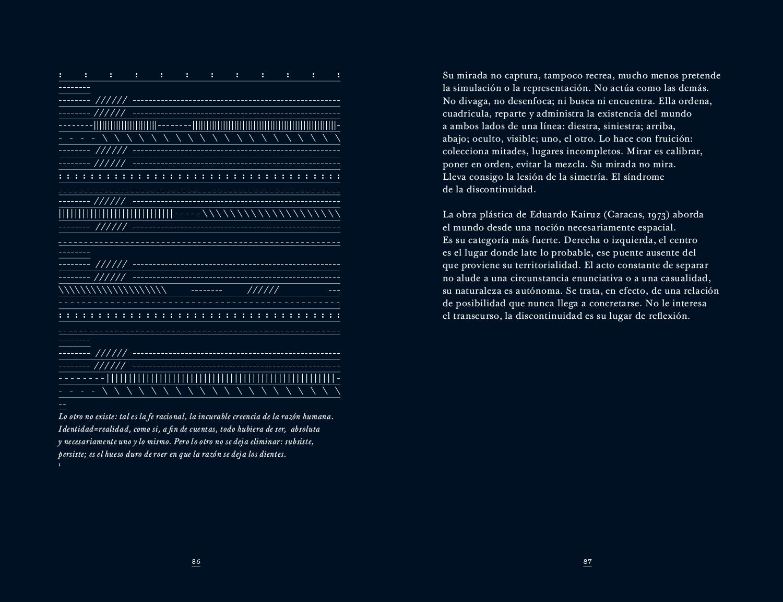 eduardo kairuz – dismantled