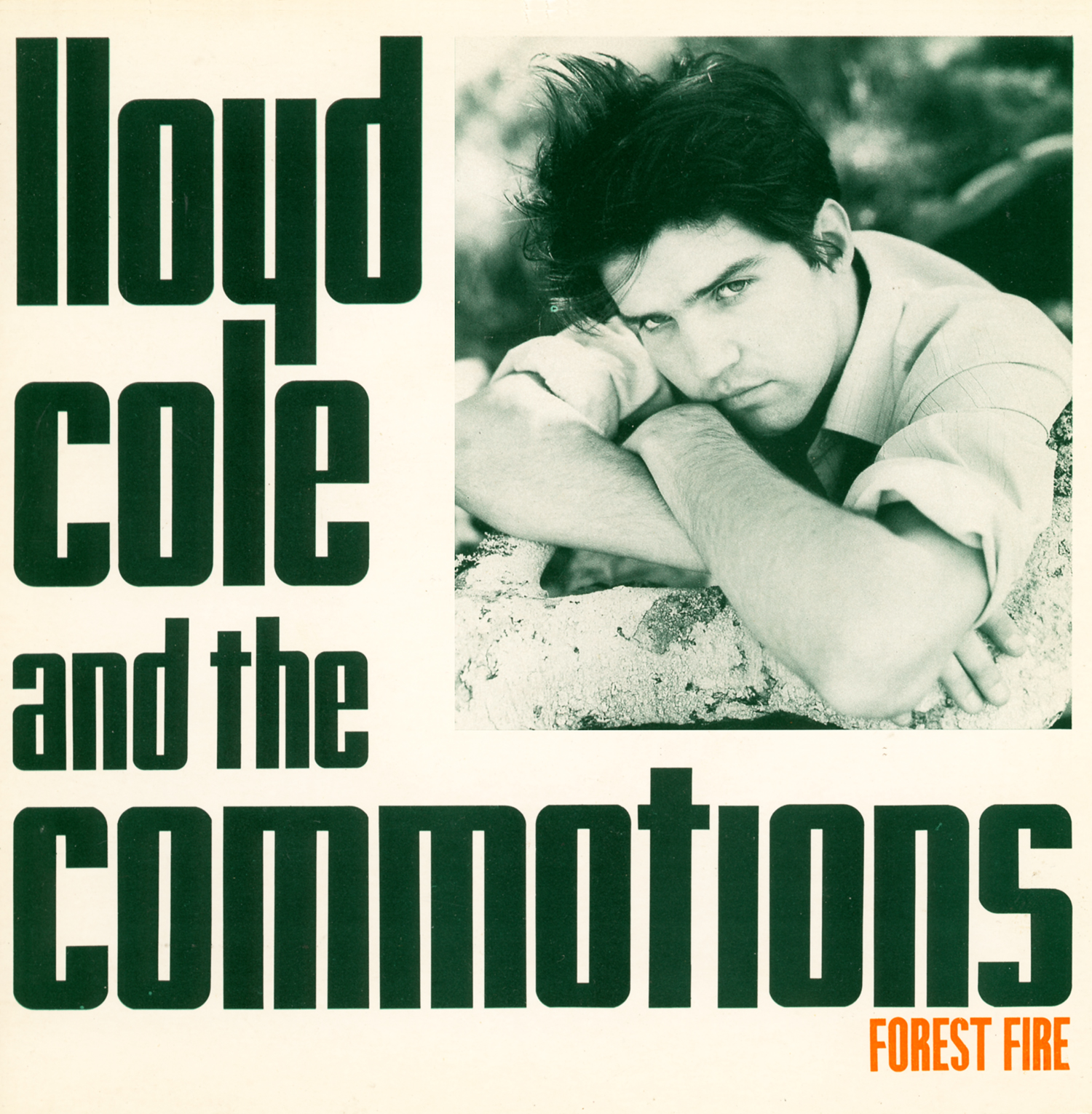 forest fire _ lloyd cole and the commotions