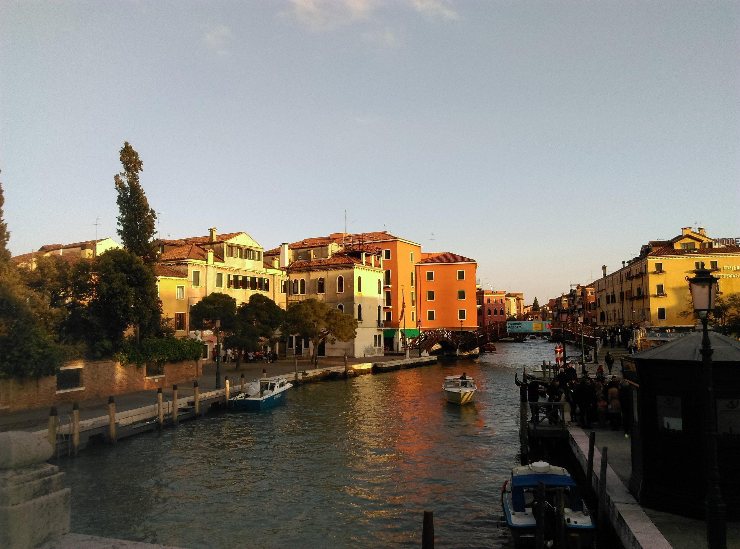 ahhhhhhh…..Venezia!