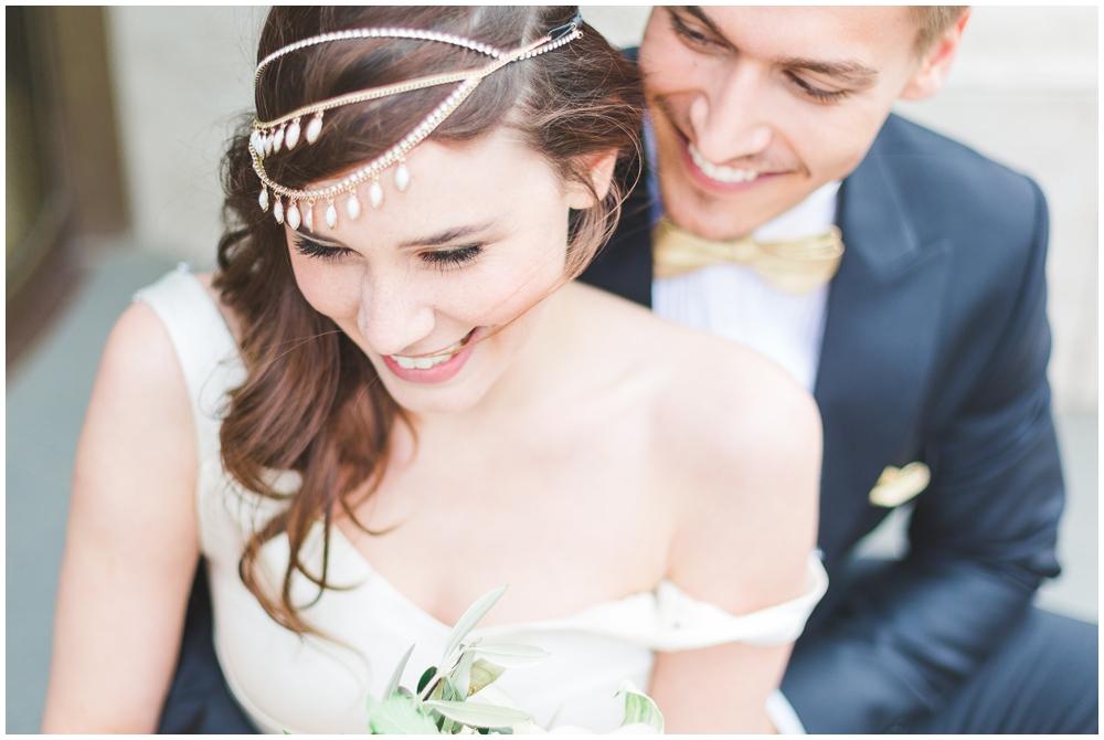 Diese Serie wurde im  Hochzeitswahn  veröffentlicht  Mode:  ambacherVIDIC | H&M:  Phuong Thai | Florist:  Où j'ai grandi | Model:   Katharina Esch + Patrice Andrè @  IMM International model management