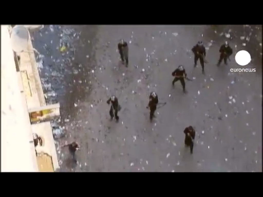 Battle, capture d'écran, 2013