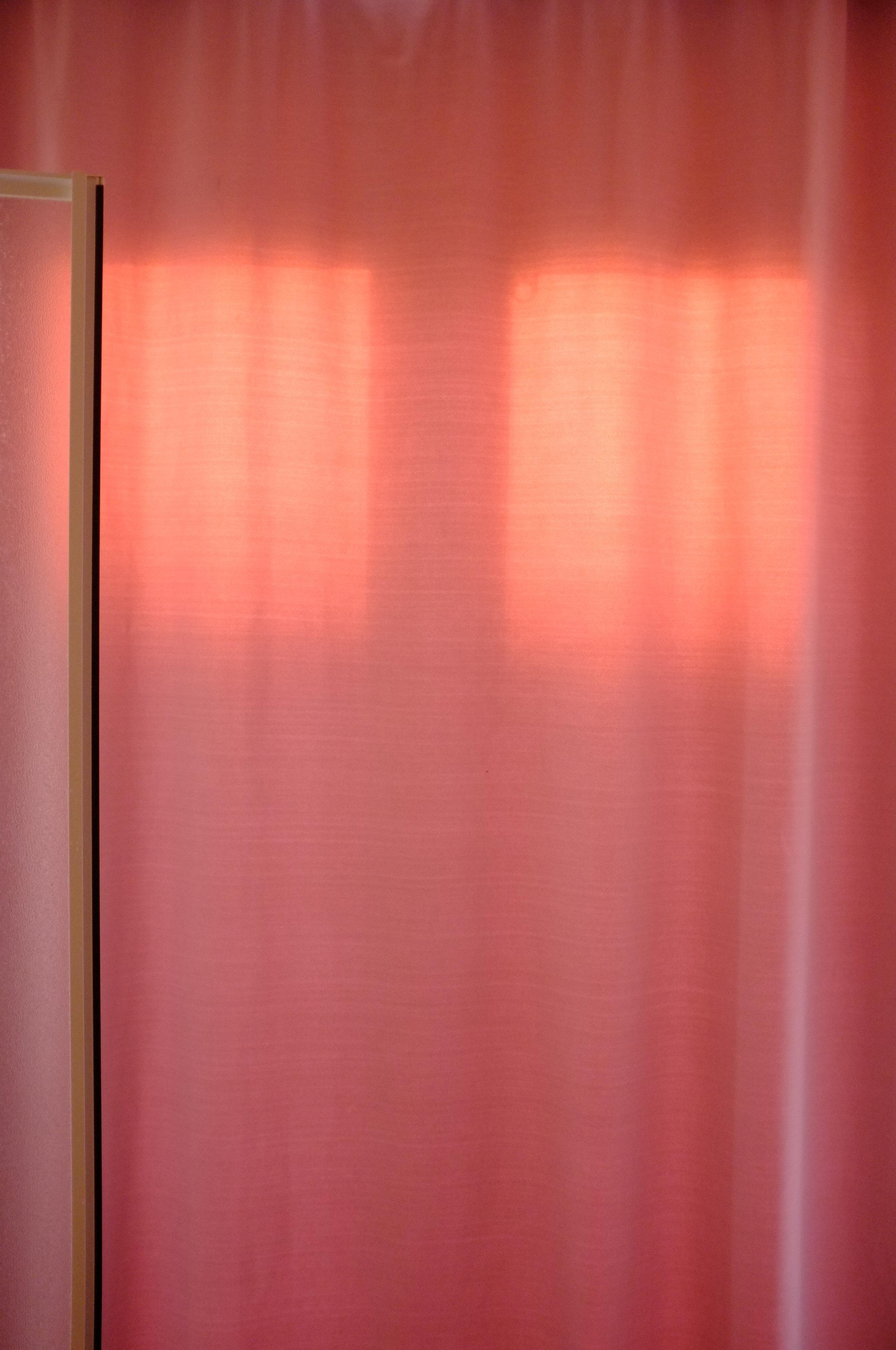 Curtain, photographie numérique, 2018