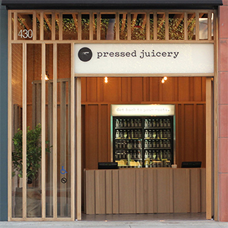 """<p><strong>Pressed Juicery</strong><a href=""""https://www.pressedjuicery.com""""target=""""_blank"""">→</a></p>"""