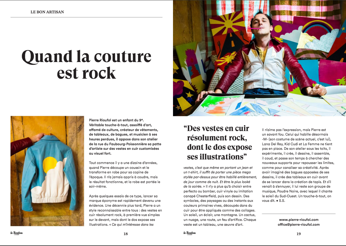 Le Bonbon mai 2019