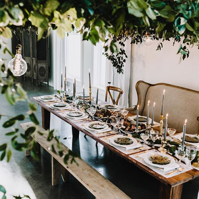 The table of our dreams ✨
