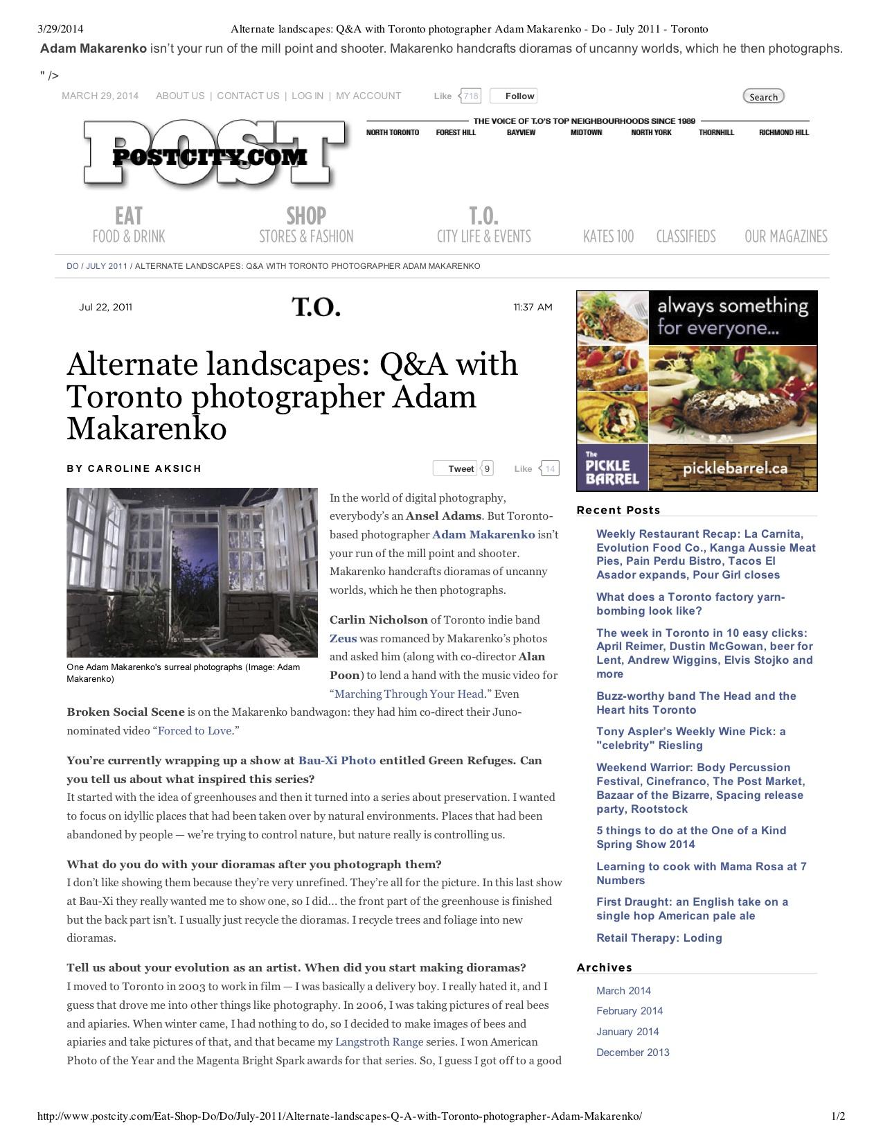 "Preview of ""Alternate landscapes- Q&...o - July 2011 - Toronto""1.jpg"