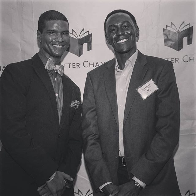 Always an honor to volunteer for the annual @abetterchance Rising Stars event. Lots of black and brown excellence in the building! S/O to @mysticmochayogi for making it happen!