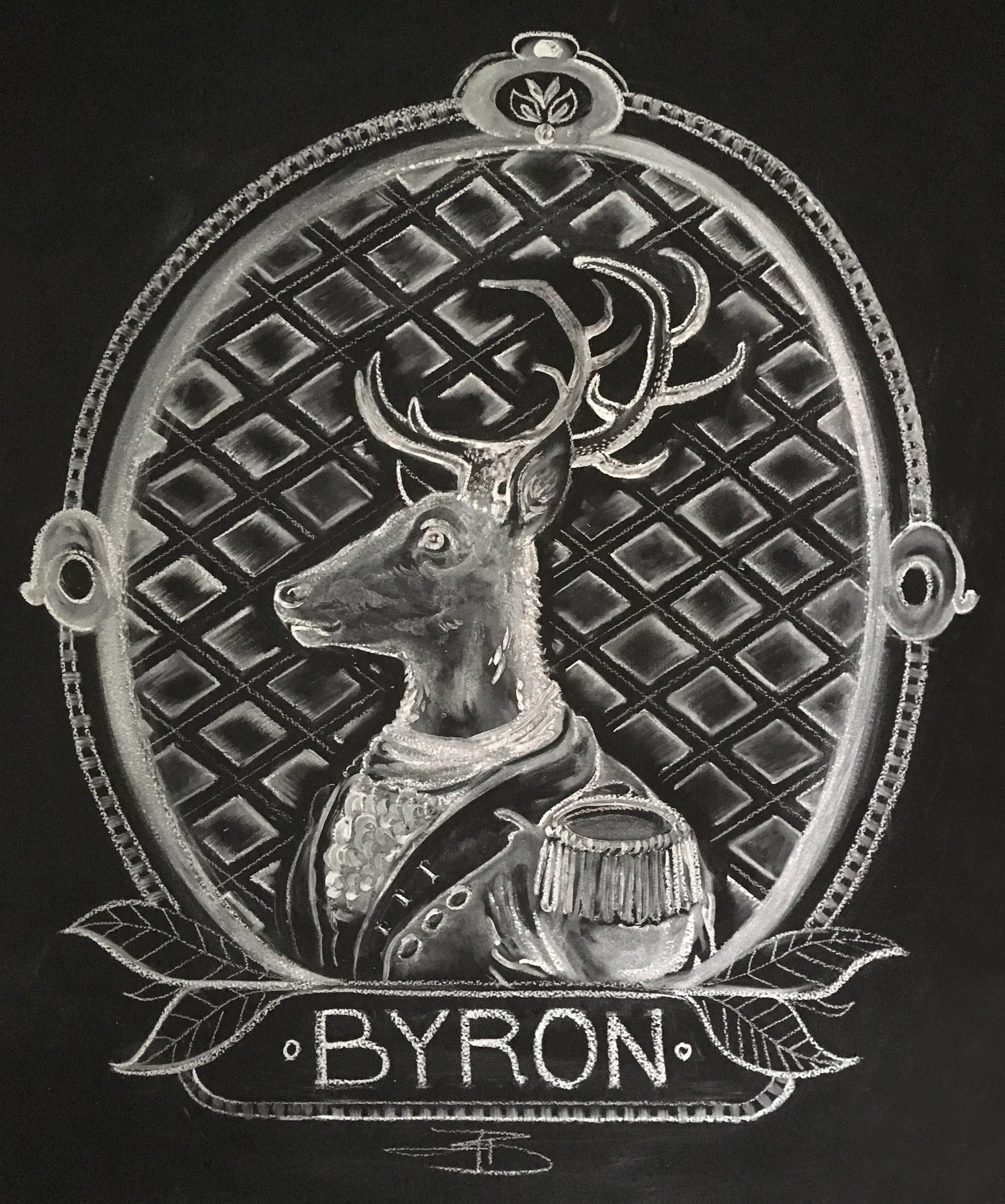 Byron (Chalk, 2016)