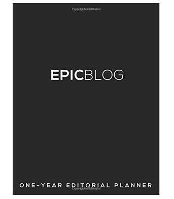 The Epic Blog Planner