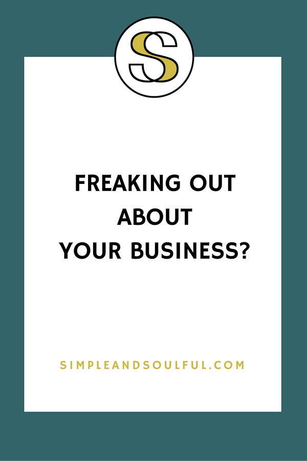 solopreneur life tip at simple and soulful