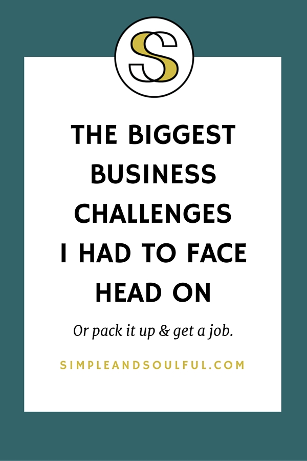 Here's a list of my best advice for new business owners based on some difficult challenges I had to overcome in my first two years of growing a profitable business that is my family's sole source of income.