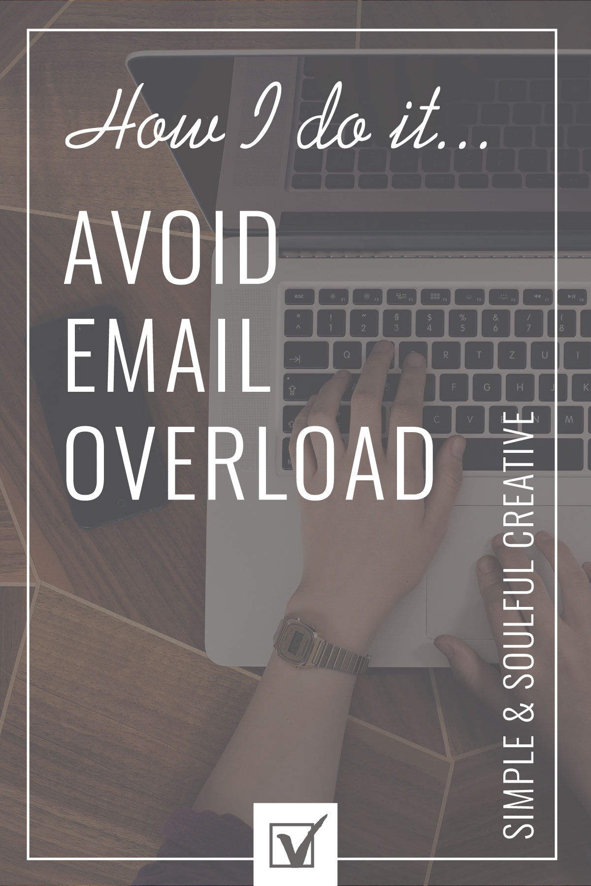 Take a peek at how I manage my Gmail inbox (video included). You'll see my system to avoid email overload with Gmail labels, email forwarding, and the tool I use to keep the newsletter avalanche contained. This guidance is for solo business owners who want a tidy email inbox, but don't know where to start.