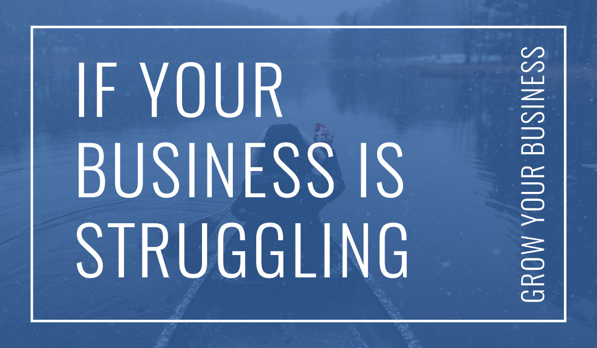 If your business is struggling and you feel frustrated by the stress of working hard for very little results, the problem might be at the heart of your business. Today's post will help you stop the small business struggle by helping you get clear about the most important part of your business—your reputation.