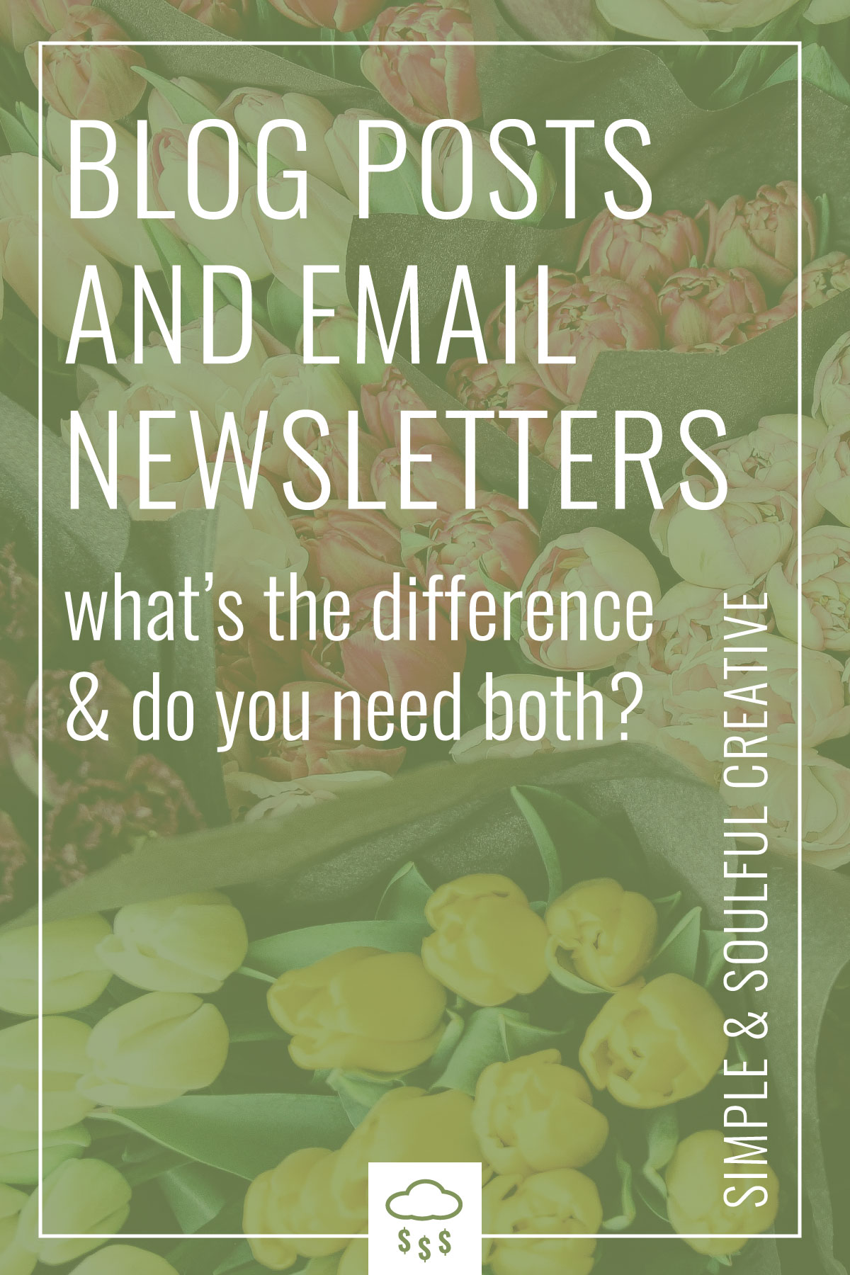 If you're a small business owner and you've been writing on your blog but haven't been sending email newsletters, your content marketing is incomplete. Ready to learn the difference between blog and newsletter content? And why you shouldn't have one without the other?