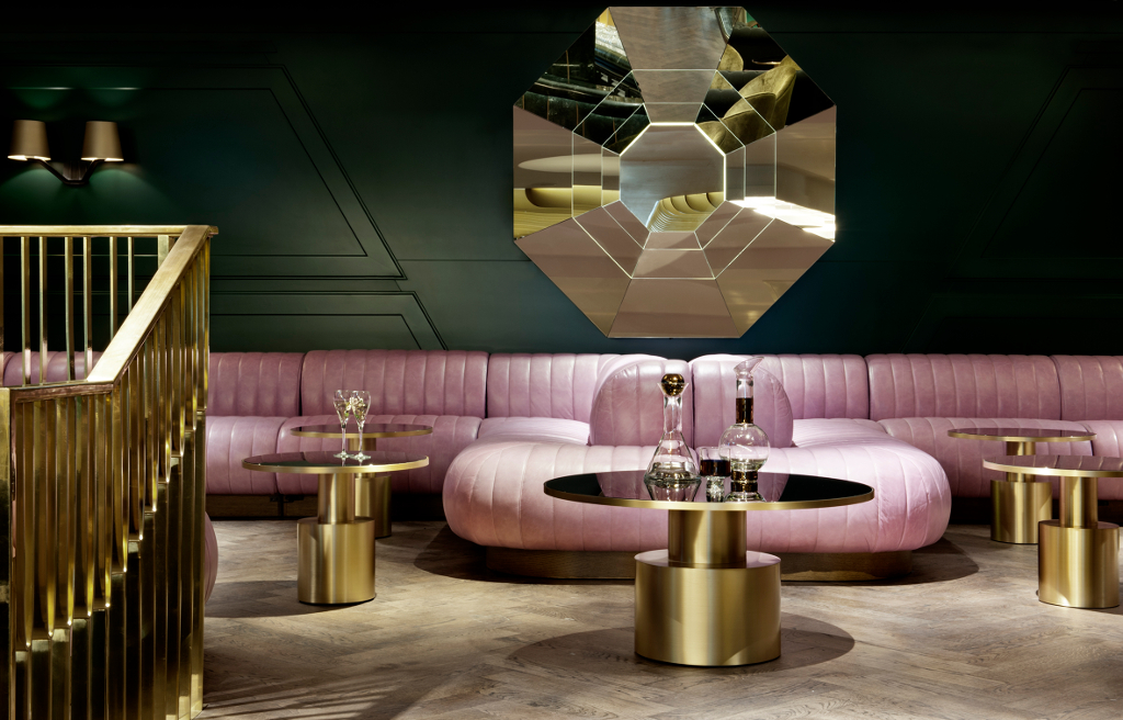 The Mondrian Hotel London. Image via Design Research Studio