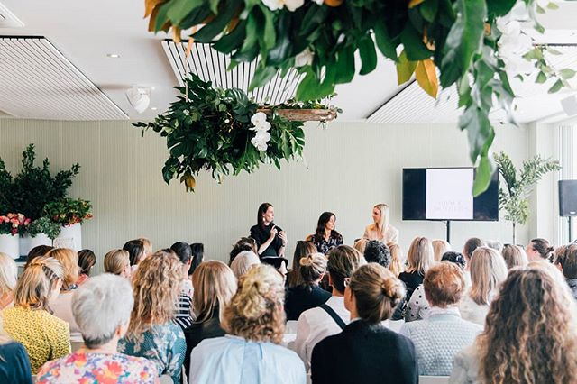 A recent book launch event for @thegracetales Photo @besottedgrace