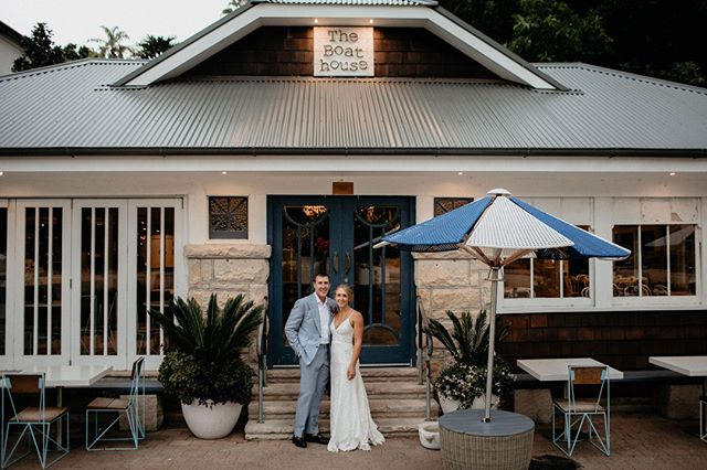 Claire + Paul, congratulations! Photo @davidcampbellimagery ⠀ #theboathousegroup #theboathouseshellybeach #sydney #weddingvenue #sydneyweddingvenue