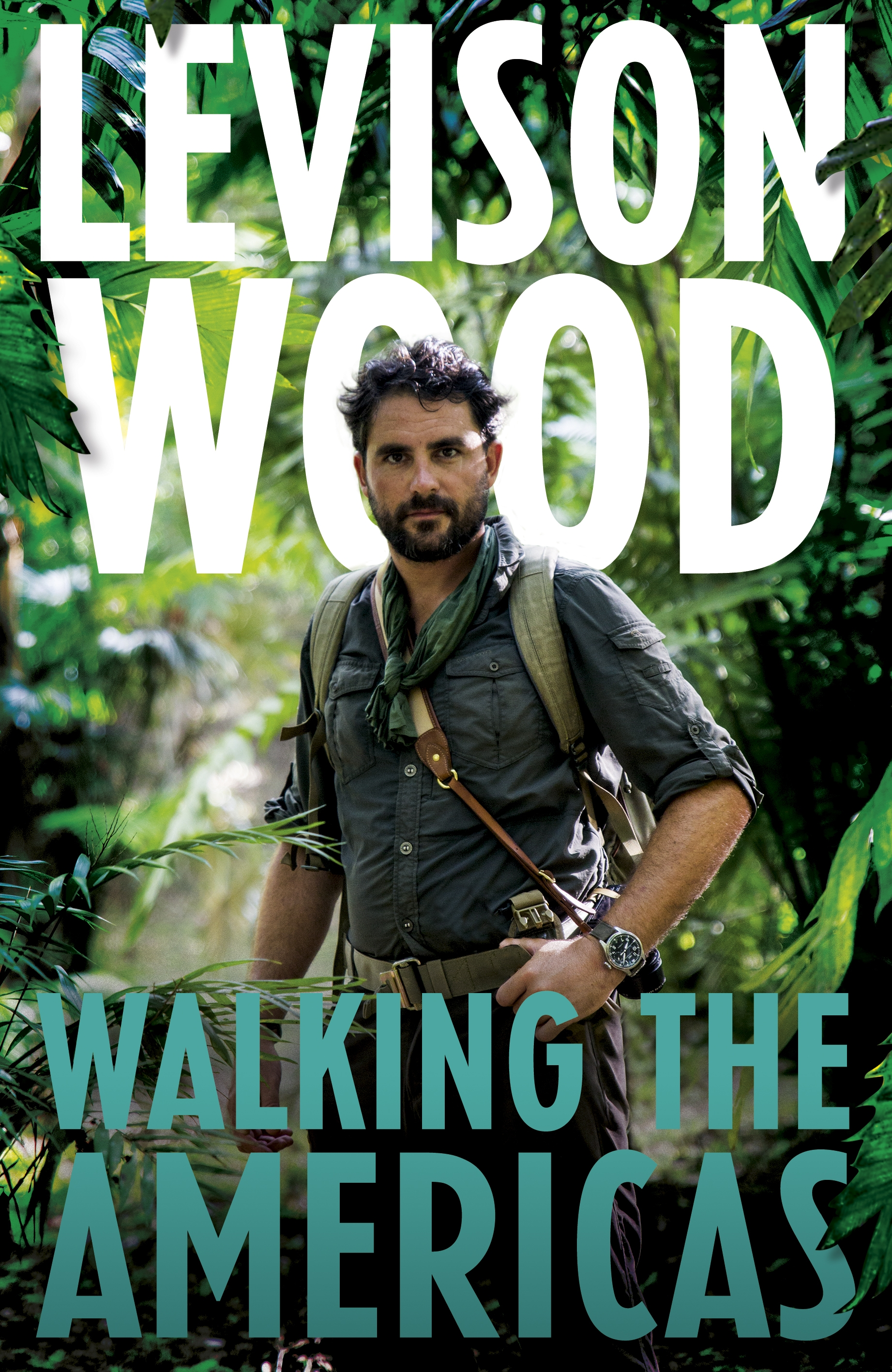 Walking The Americas was published by Hodder & Stoughton in February 2017. Available to purchase  here .