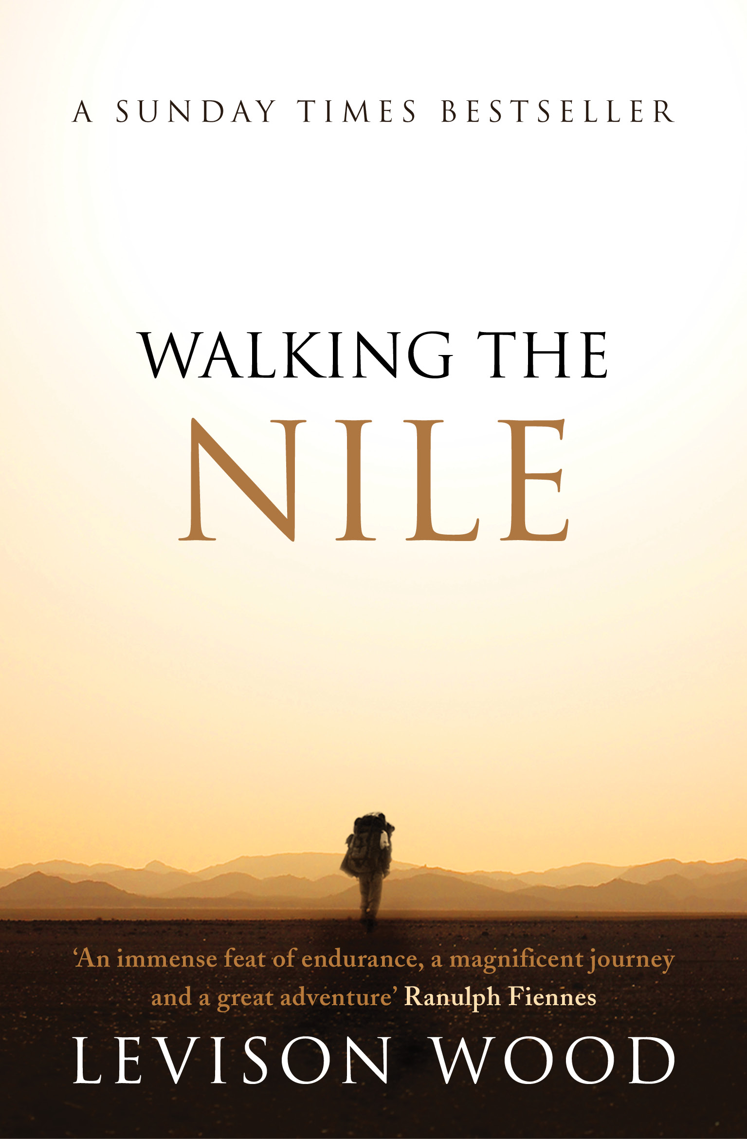 Walking The Nile, published by Simon & Schuster, available in paperback  here.