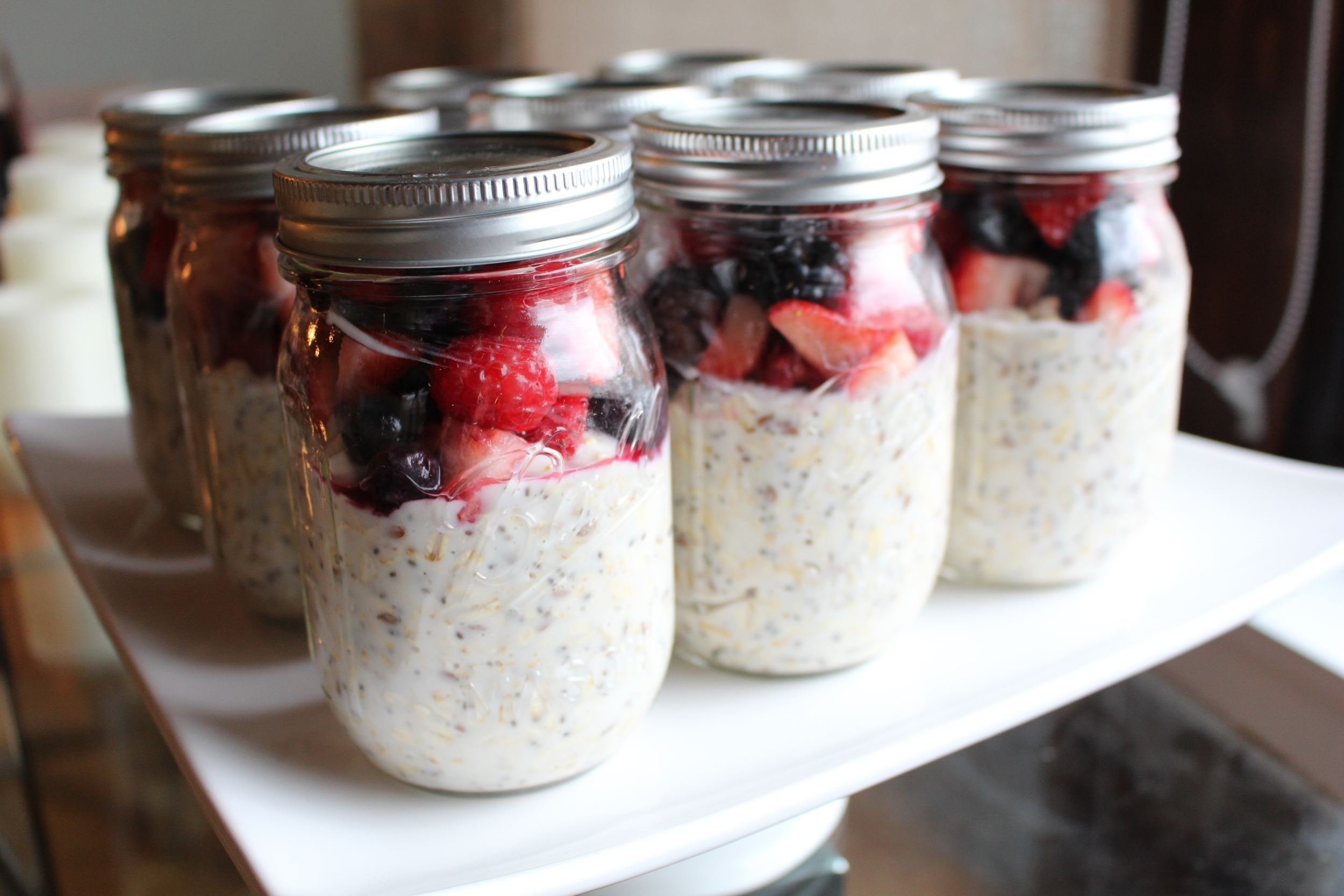 Everything just looks so much prettier in Jars don't they? :)
