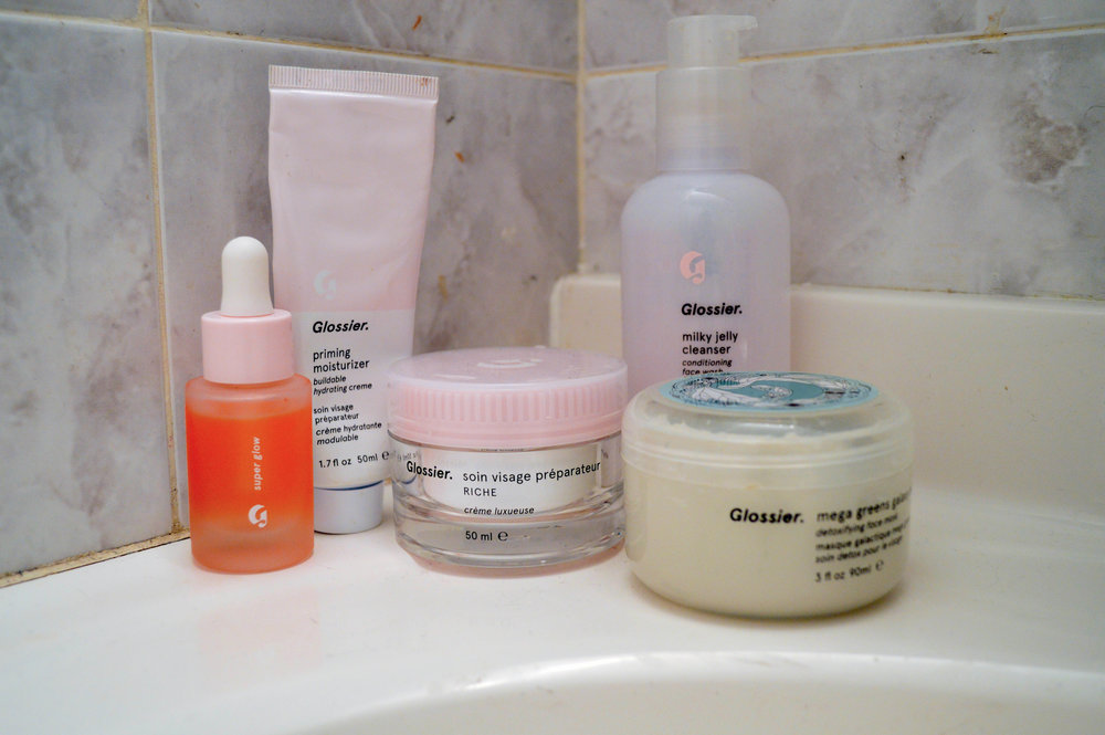 How My Skincare Routine Has Changed in the Last Year -