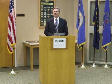 North Dakota Governor John Hoeven congratulates NCI on its achievements.