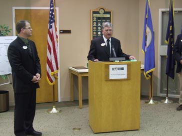 David Clough, North Dakota Wheat Commission