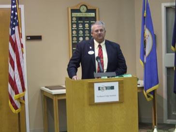 Laird Larson, South Dakota Wheat Commission
