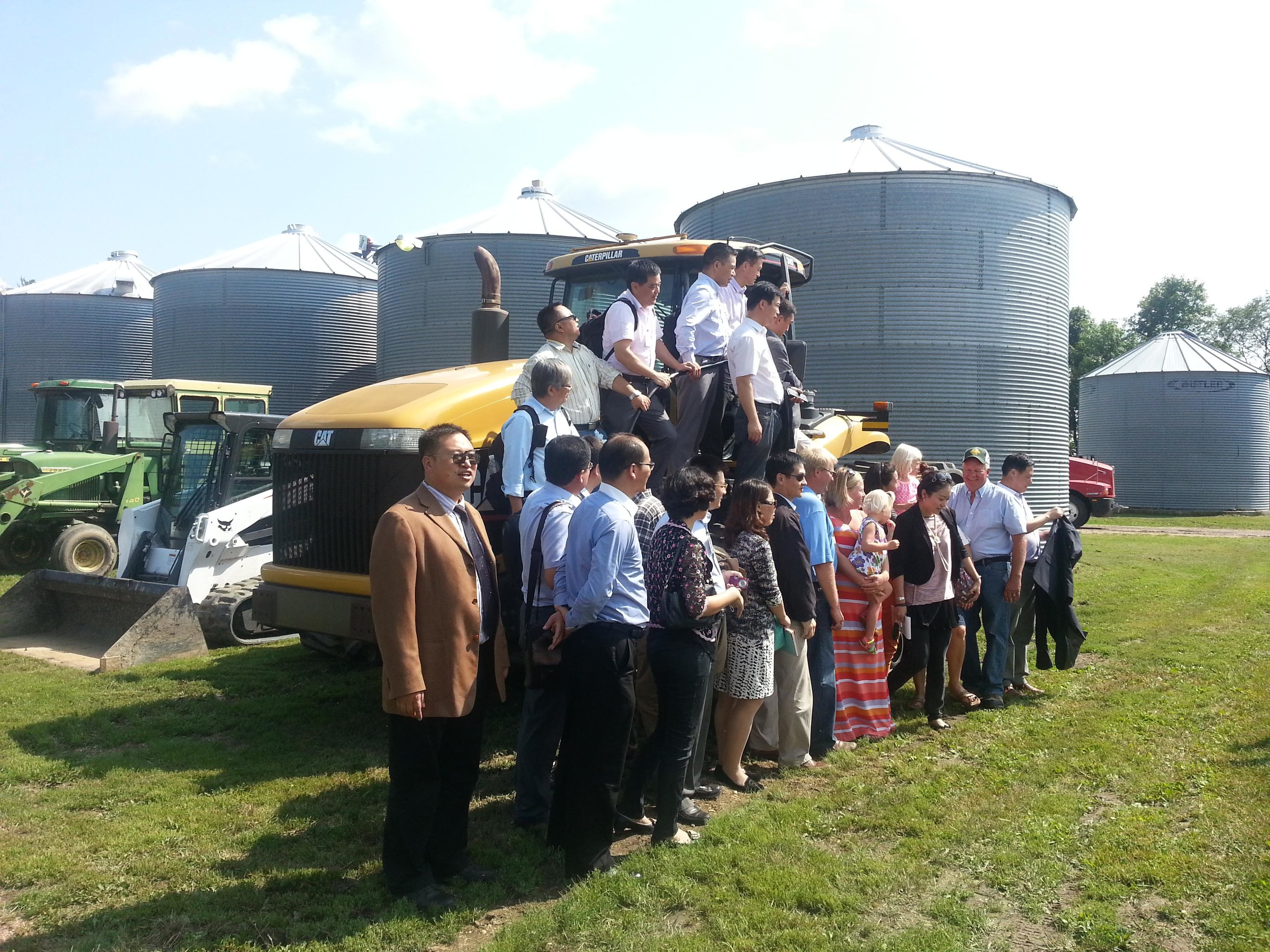 2014 China Feed Manufacturing SC at Scott Gauslow's farm 3.jpg