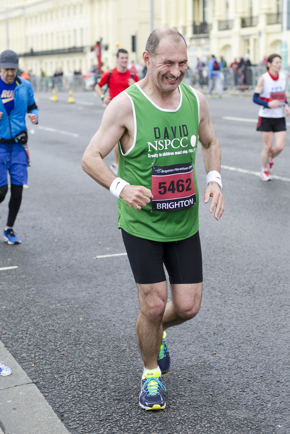 Brighton Marathon 2014 - Mile 24.75