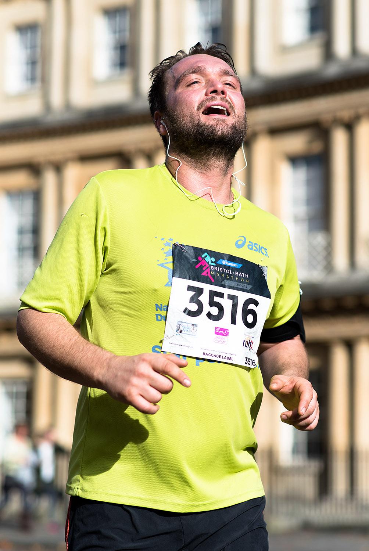 Bristol + Bath Marathon 2015 - mile 25