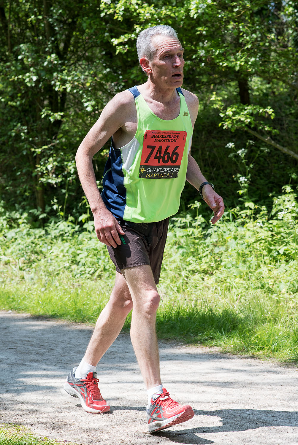 Shakespeare Marathon 2017 - Mile 25.25