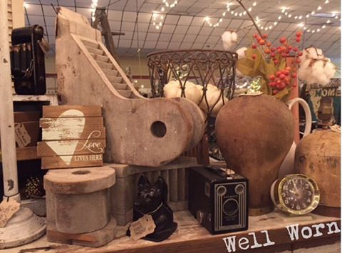 Showing some love for the @goathillfair show in Santa Cruz #goathillfair #vintage #antiques