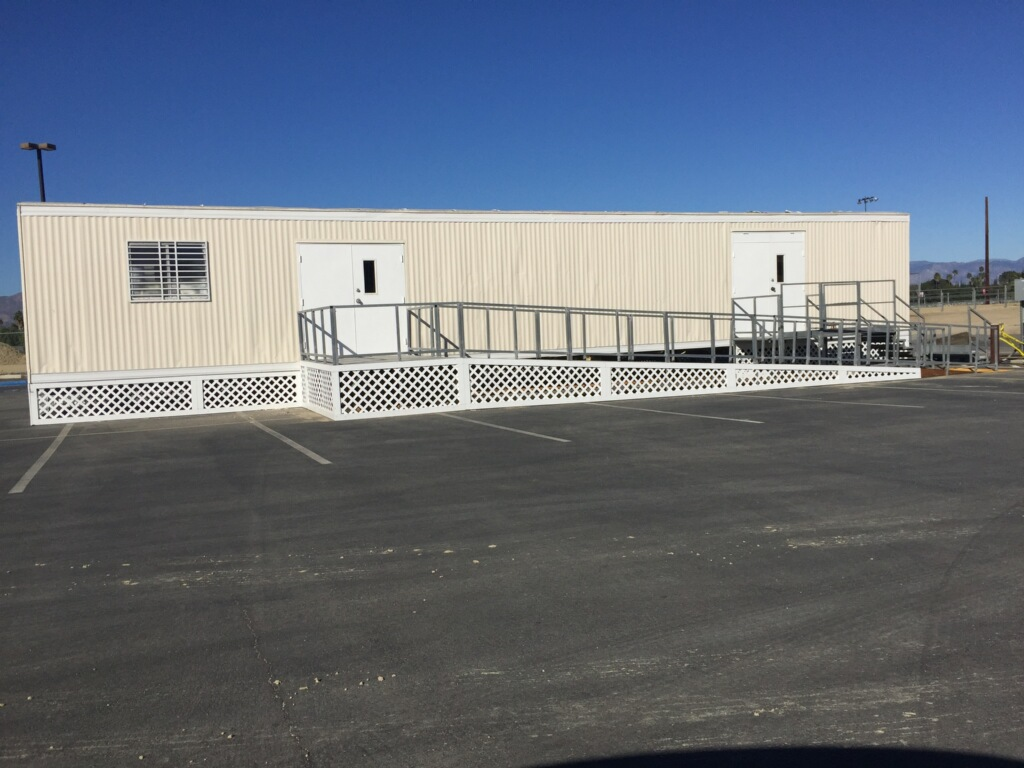 Event Office - Parking Lot #9